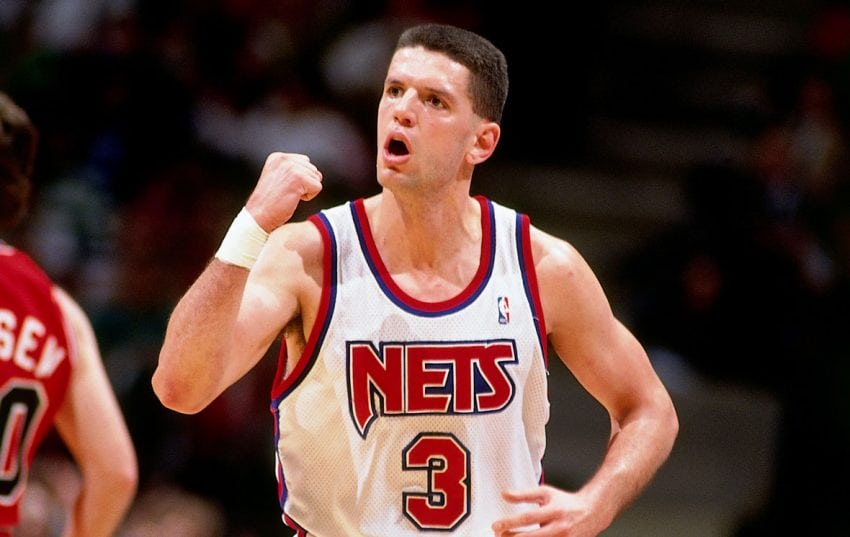 f4f274da5c4 Former NBA player recalls Nets  Drazen Petrovic spraining knee   missing a  few games rather than a few months