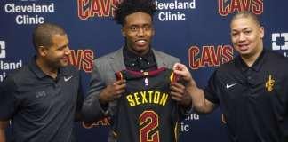 Collin Sexton NBA