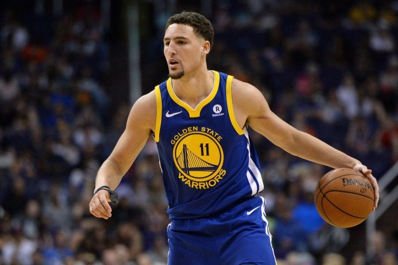 20c0185e2394 Lakers will pursue Klay Thompson