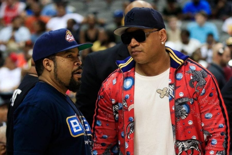 Ice Cube says he, 2K Sports, EA Sports 'are interested' in