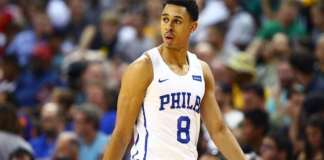Philadelphia 76ers, Zhaire Smith