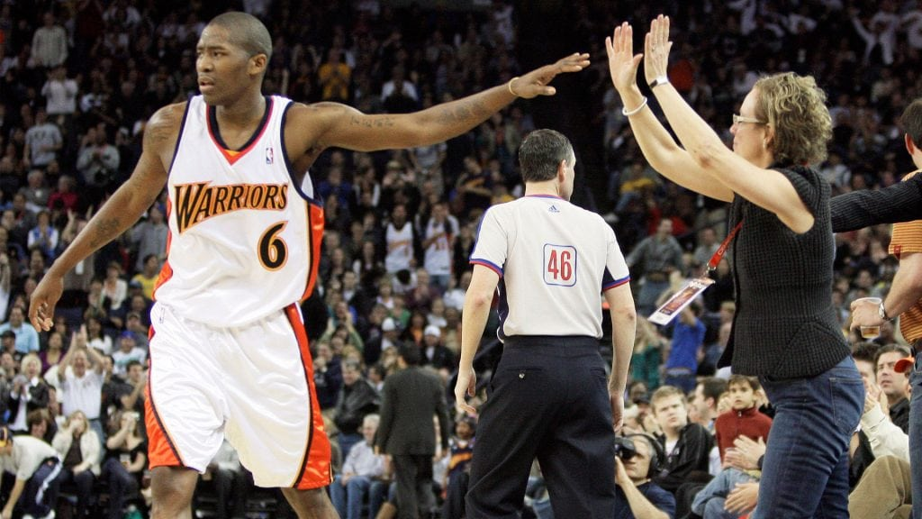 separation shoes 1c0c5 1806c Golden State Warriors are also interested in Jamal Crawford