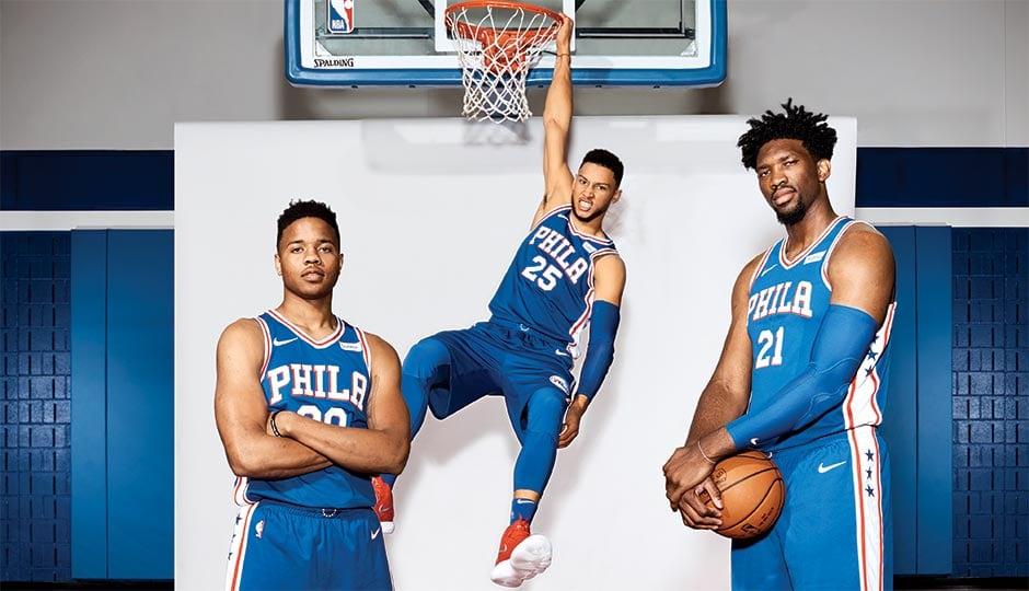 178e25ba3 Ranking the best young cores heading into the 2018-2019 NBA season
