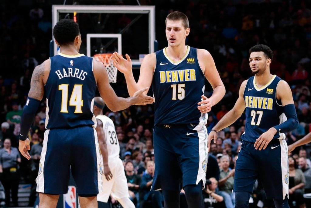 141ff2803 Ranking the best young cores heading into the 2018-2019 NBA season