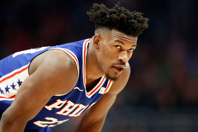 6a6c1e80784 The Sixers might be the biggest anomaly in the NBA right now. From losing  games to Washington and Atlanta, having people wonder if this is the end of  the ...