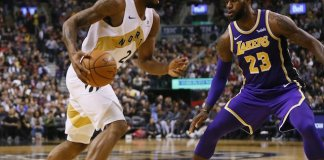 Kawhi Lakers