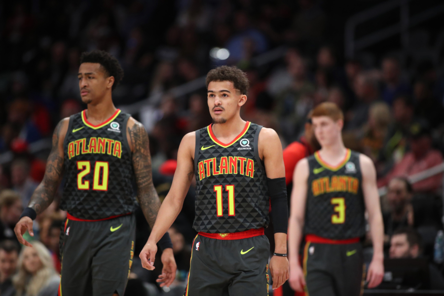 What Will Be The Starting Lineup For The Atlanta Hawks Next Year
