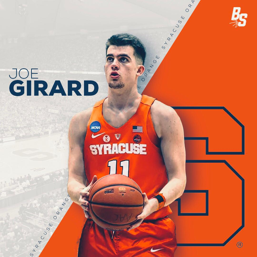 Joe Girard Iii The Next Great Syracuse Guard Basketball