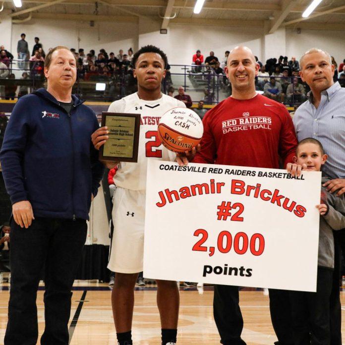 Jhamir Brickus