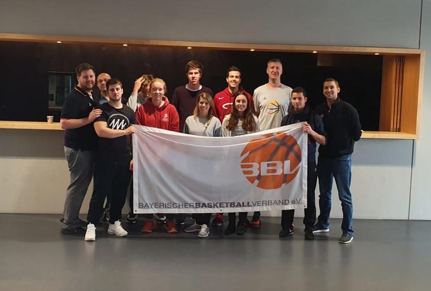BBV Minitrainer-Theorielehrgang in Augsburg