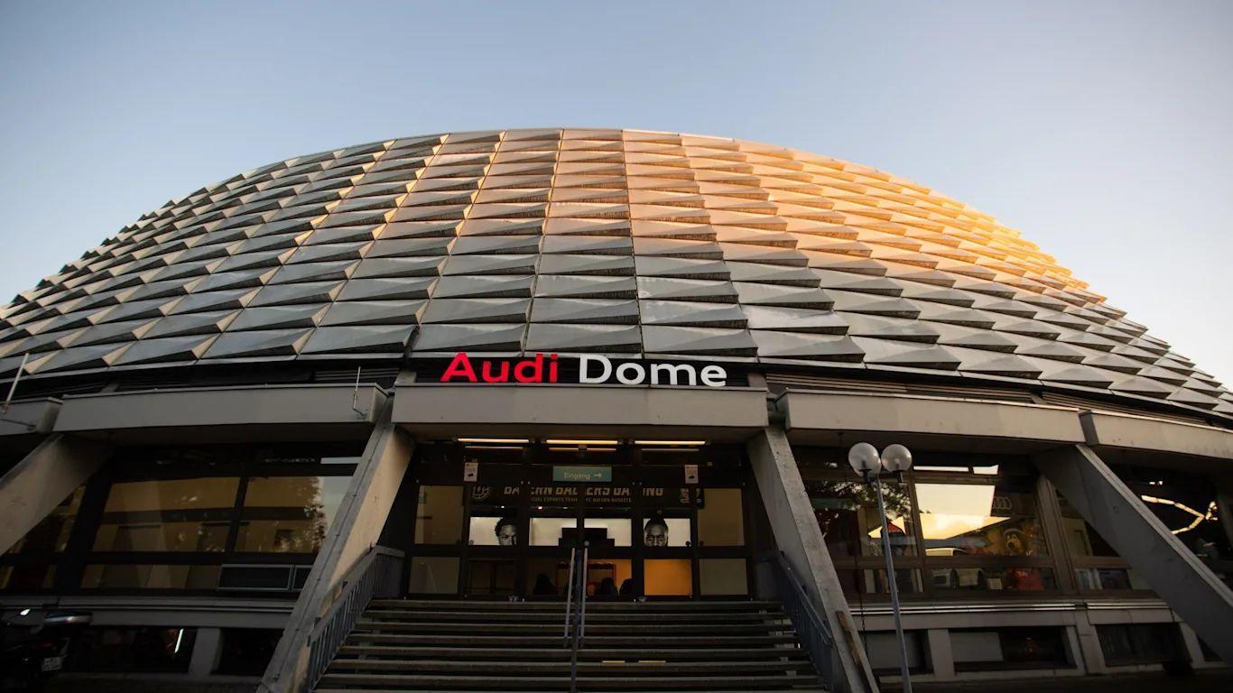 Bayern und der AudiDome bekommen den Zuschlag