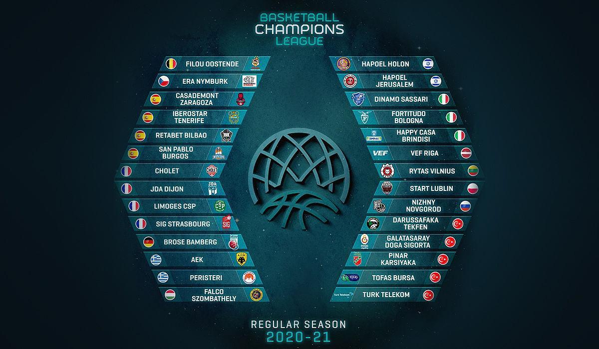 Bamberg einziges deutsches Team in der Champions League