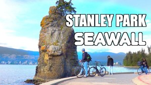 What To Do In Vancouver - Stanley Park Seawall & Mobi Bike Rental