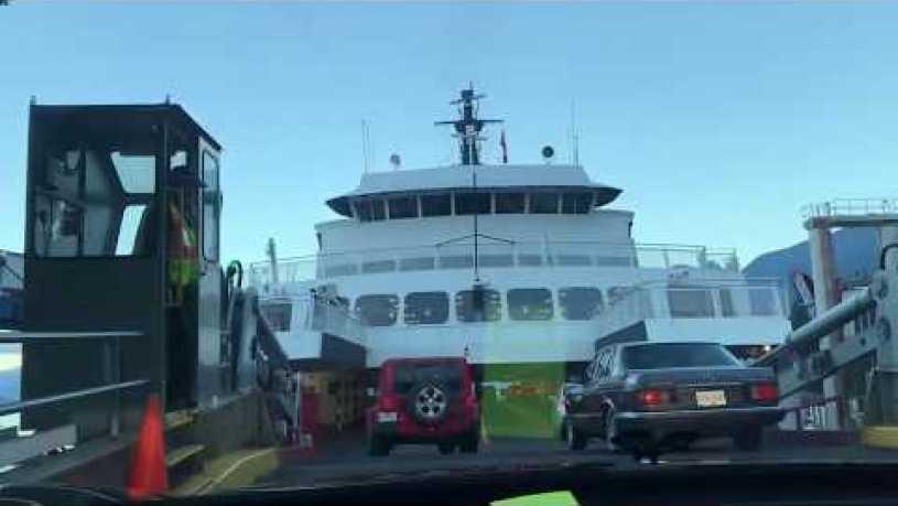 Horseshoe Bay Vancouver Ferry