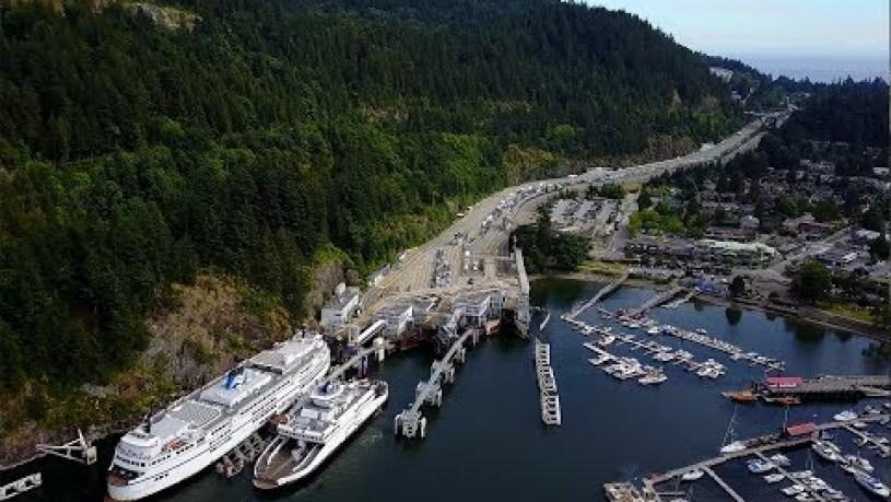 Horseshoe Bay Vancouver Canada