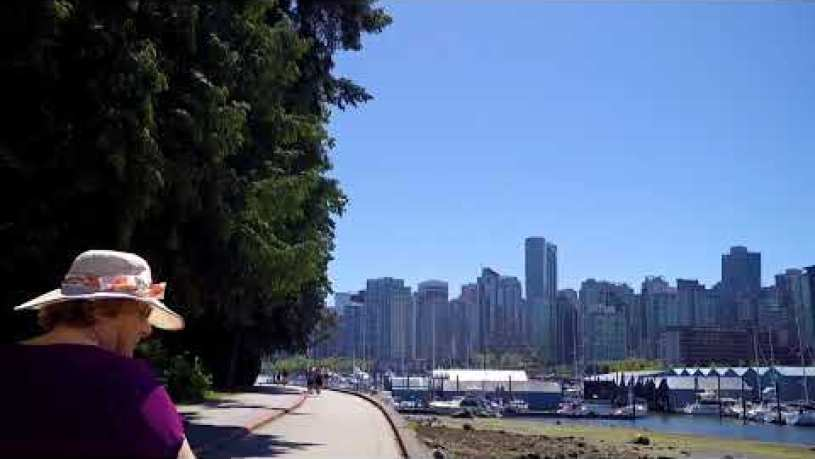 How Long to Walk Around Stanley Park Vancouver