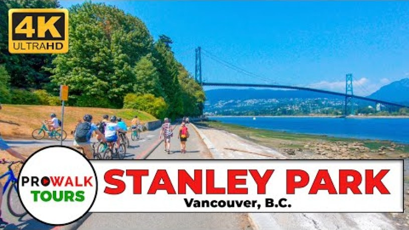 Is Stanley Park Vancouver Open