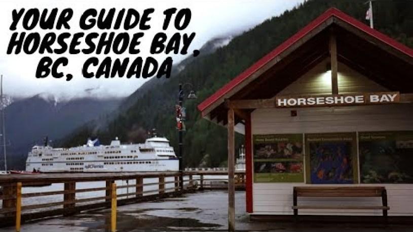 Where Is Horseshoe Bay Vancouver