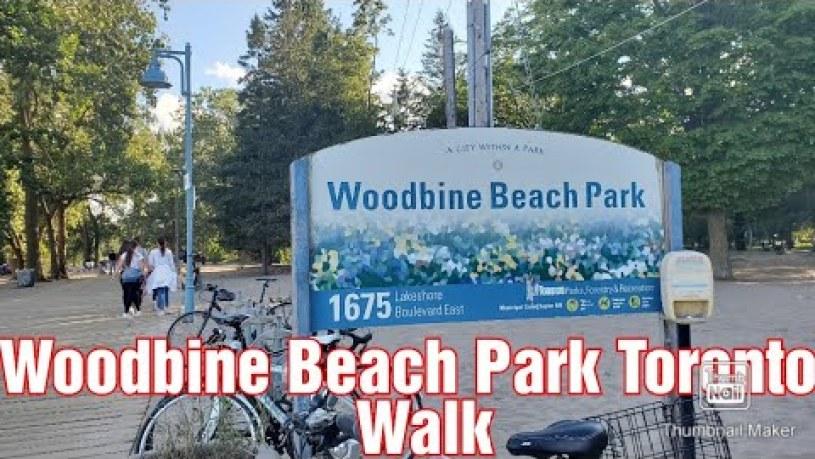 Woodbine Beach Toronto Parking