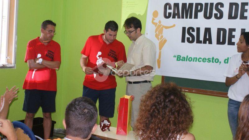 Finaliza la 'I Edición del Campus de Baloncesto La Gomera' del UB Laguna