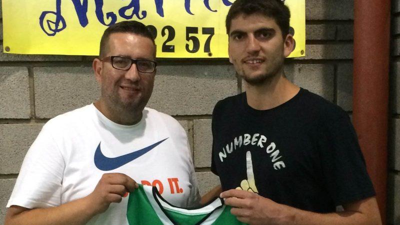 Romén Hernández continuará una temporada más en el CB La Matanza
