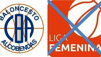 El Alcobendas renuncia a la Liga Femenina