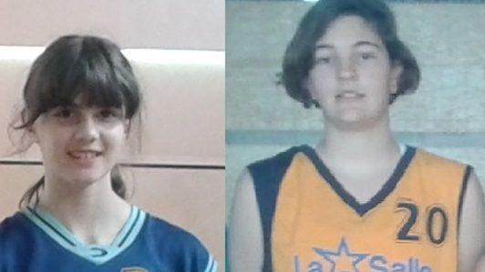 Dos jugadoras de La Salle, a la selección