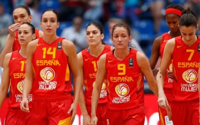 españa - derrota eurobasket femenino