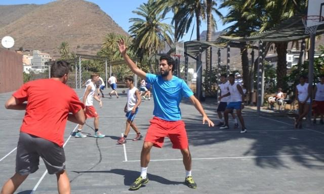 Basket Summer en la calle (Beirán)