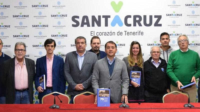 El baloncesto tinerfeño agradece la colaboración de la ciudad de Santa Cruz