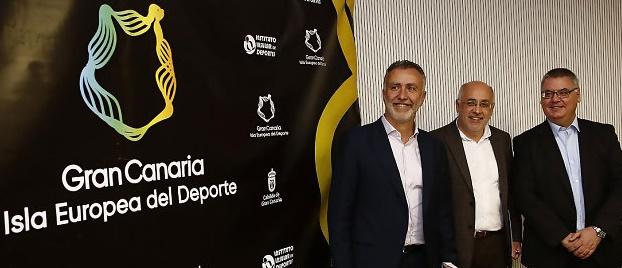 Acuerdo histórico entre ACB y Cabildo de Gran Canaria