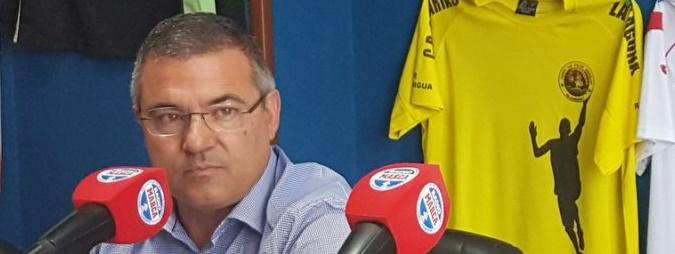 Hernández: «Fotis no tiene nada firmado con otro club. Vamos a darnos unos días y decidiremos»