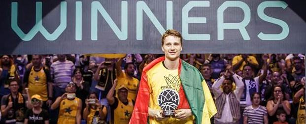 Grigonis también se va del Iberostar Tenerife y jugará en el ALBA Berlín