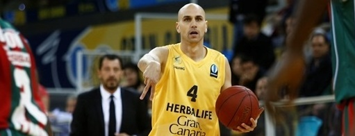 El Herbalife Gran Canaria queda encuadrado en el Grupo D de la EuroCup
