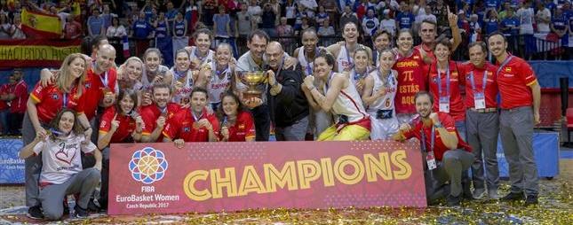 La Selección Absoluta Femenina de España preparará el Mundial con partidos en Mallorca, Valencia, Extremadura y Tenerife
