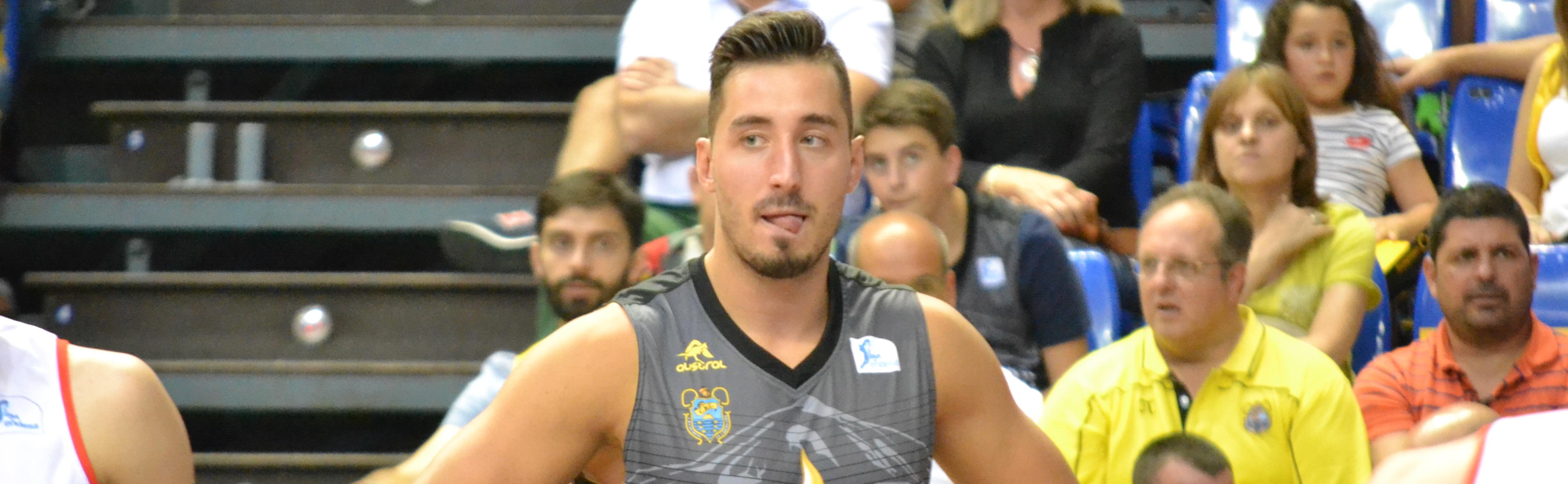 Omeragic, en la selección española 3×3 para los Juegos del Mediterráneo