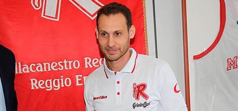Pedro Llompart seguirá jugando en el Reggiana italiano