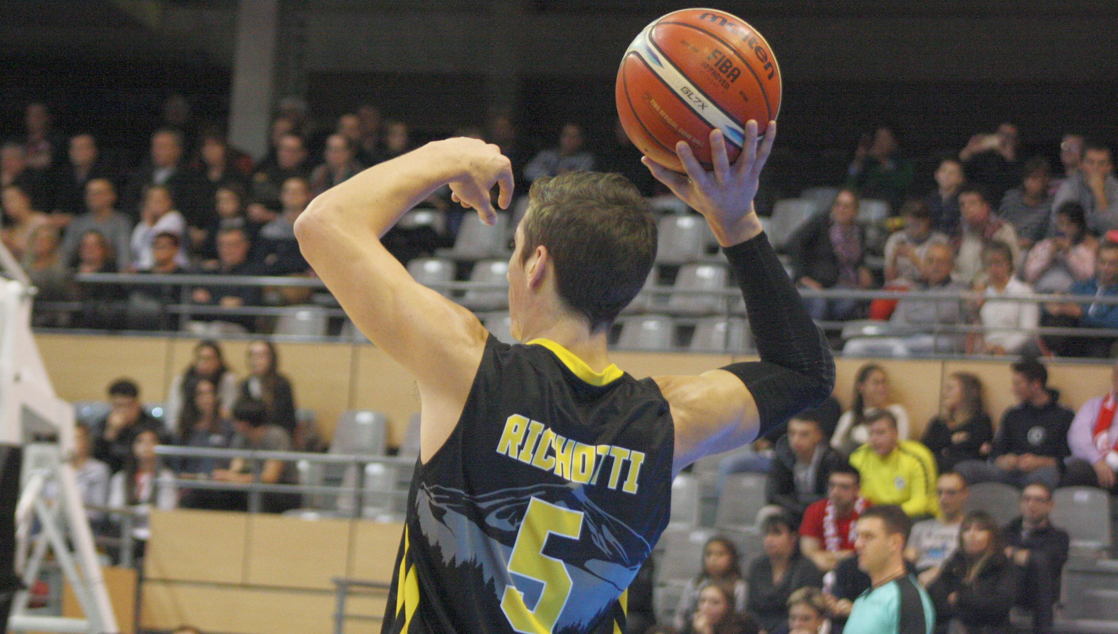 Richotti, tras su renovación: «Lo mejor está por venir»