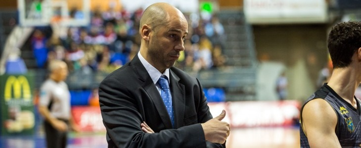 Joan Peñarroya, nuevo entrenador del CB Miraflores de Burgos