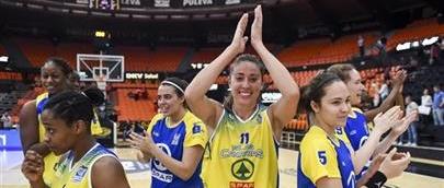 Gran victoria del Gran Canaria que sigue soñando con el ascenso a Liga Femenina