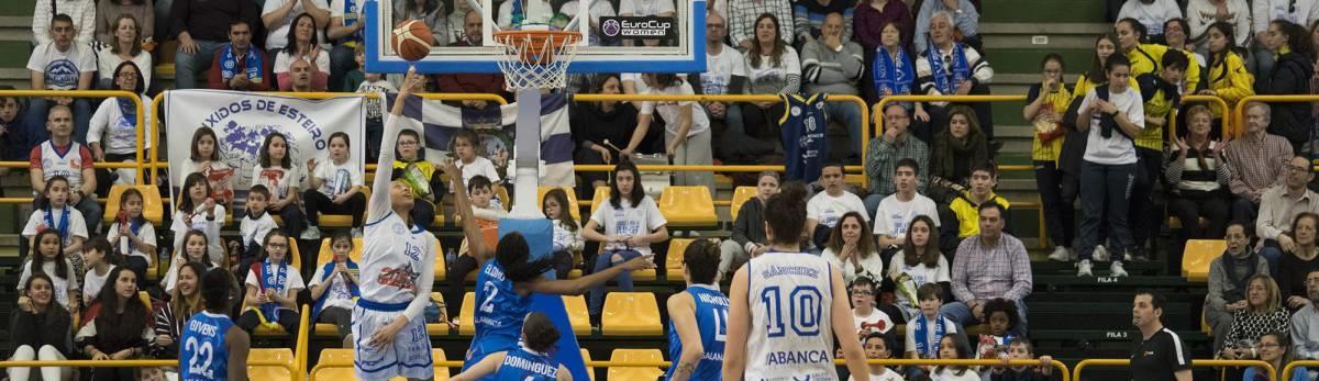 El Uni Ferrol cayó en Salamanca y está a una derrota de ser eliminado