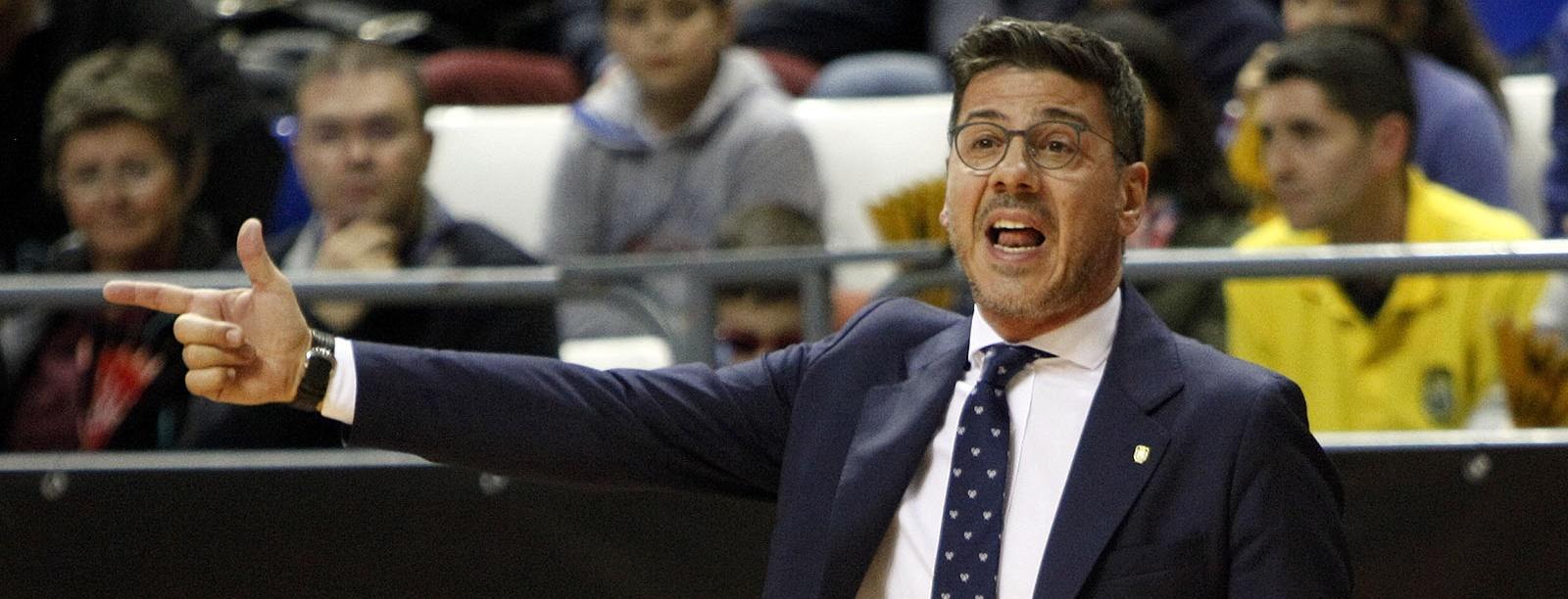 Katsikaris: «Una lástima no ganar el 'average', pero hemos ganado el partido»