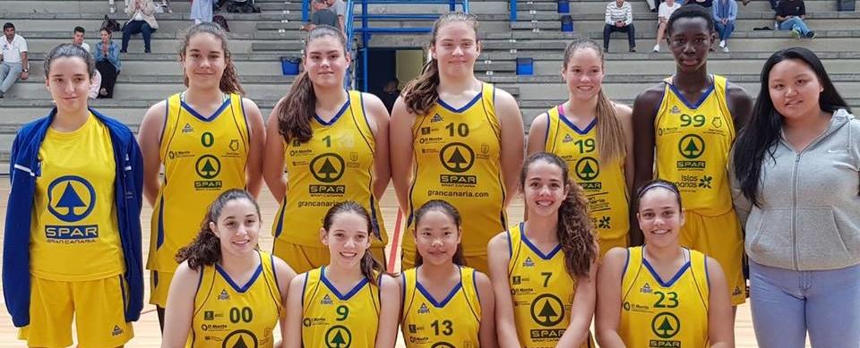El Gran Canaria, campeón insular en Precadete Femenino