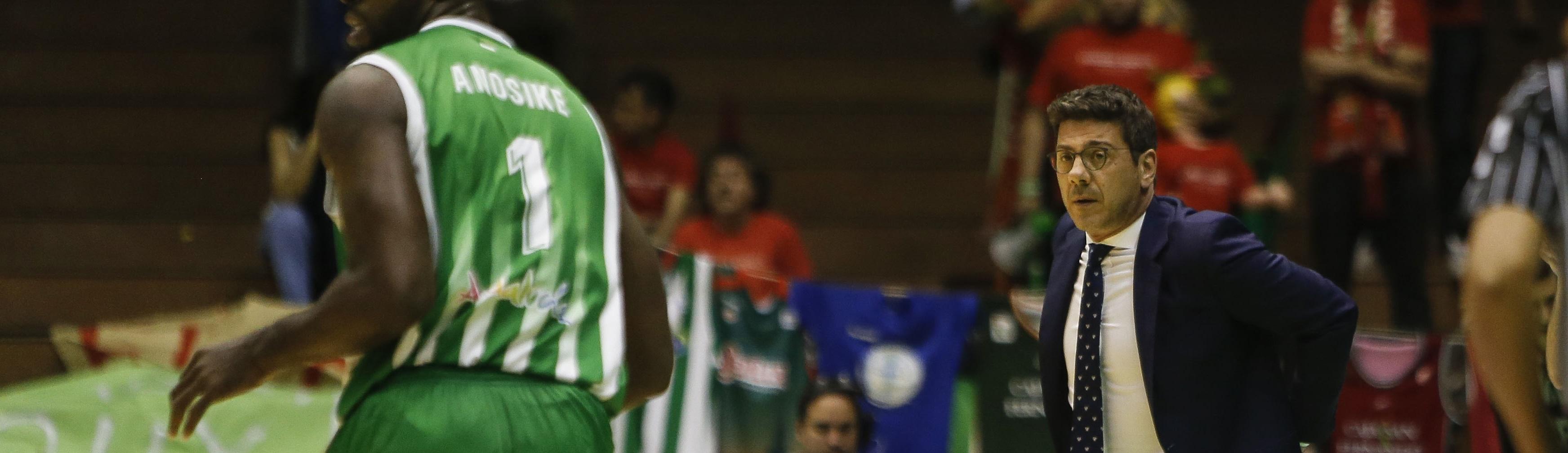 Katsikaris, sobre el Real Madrid: «Sabemos de la dificultad del rival»