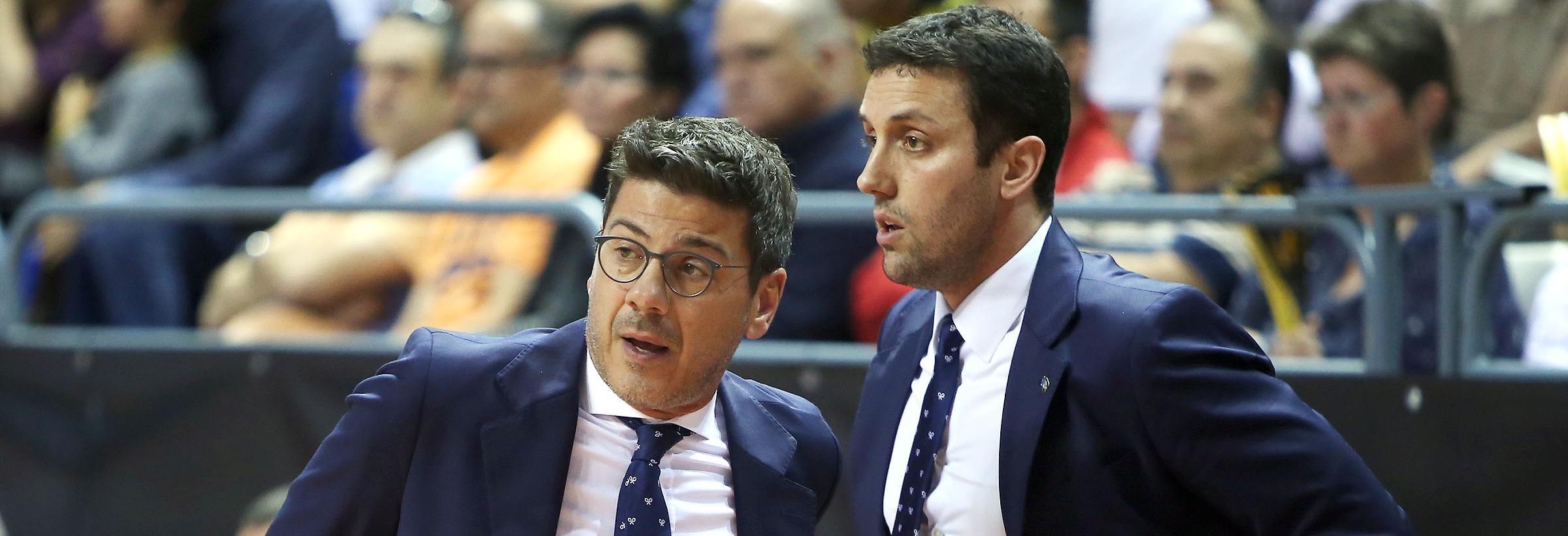 Katsikaris: «Puede ser partido trampa. Nos jugamos mucho y ellos nada. Cuarenta minutos para cumplir el objetivo»