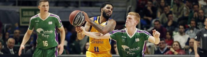 DJ Seeley, ex 'Granca', ficha por el Basket Zaragoza