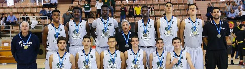 El Canterbury fue el mejor equipo canario en el Nacional Júnior Masculino y Oumar Ballo el MVP