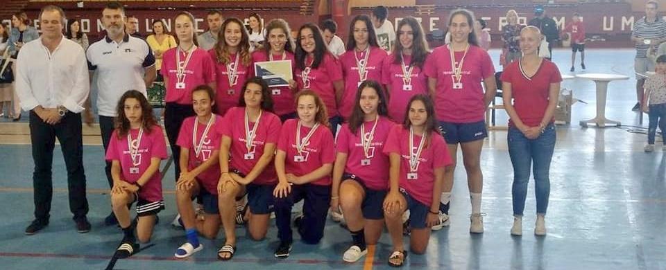 El Infantil Tenerife Central, el equipo que más tiros libres y triples anotó en el Regional
