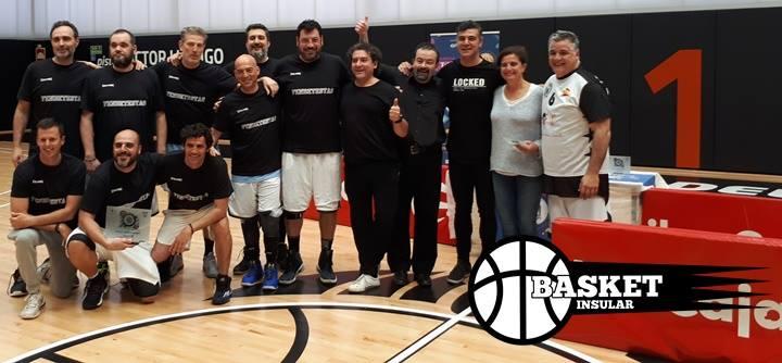 El Over40 Basket de Valencia fue todo un éxito y ya se piensa en el de Madrid en septiembre