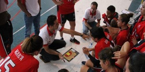 Aday Villalba seguirá siendo el entrenador del Magec Tías en Liga Femenina 2
